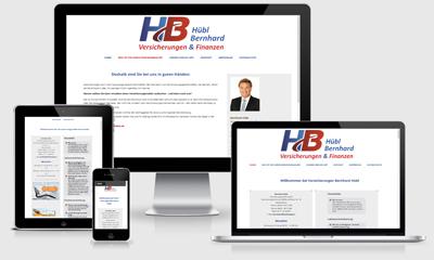 Versicherungen Bernhard Hübl
